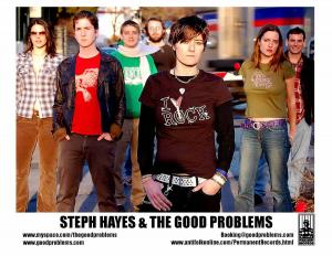 PERMANENT RECORDS recording artist Steph Hayes and The Good Problems nbspworld cafe live